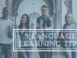 5 Language Learning Tips – Survival English