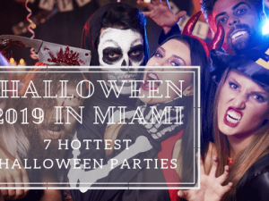 Where to go on Halloween in Miami_2019_7 Hottest Halloween Parties in Miami