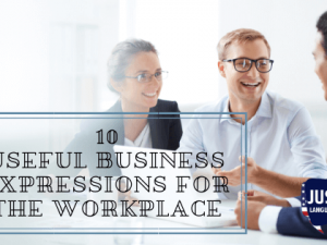 10 Useful Business Expressions for the Workplace